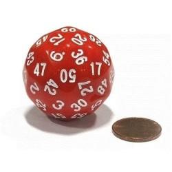 Dados Poliédrico 60 Caras 35mm Juegos Rol Casino Matemáticas (Entrega Inmediata)