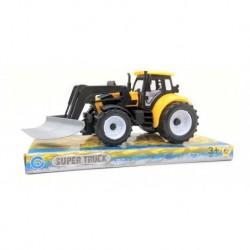 Tractor Construcción Maquina Pesada Escala Juguete Niño 9988 (Entrega Inmediata)
