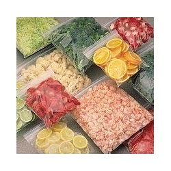 Bolsa Cierre Hermético 250x350mm X 6und Alimentos Cocina (Entrega Inmediata)