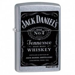 ¡ Zippo Stamp Black Jack Daniel's Tennessee Whiskey 24779 ! (Entrega Inmediata)