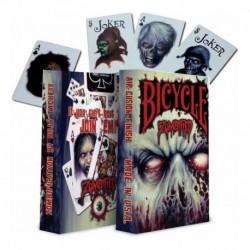 ¡ Cartas Bicycle Zombified Deck Playing Cards Baraja New !! (Entrega Inmediata)