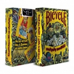 ¡ Cartas Bicycle Everyday Zombies Baraja Poker Original !! (Entrega Inmediata)