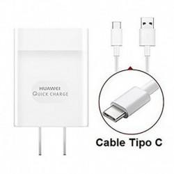 ¡ Cargador Huawei Usb + Cable Tipo C Apreciosderemate !! (Entrega Inmediata)