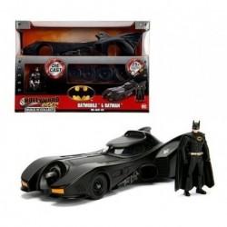 Carro Batimobil Batman Armable Escala 1 / 24 + Envio (Entrega Inmediata)