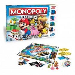 Monopoly Gamer En Españo Nintendo C1815 + Envio (Entrega Inmediata)