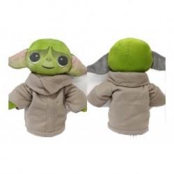 Peluche Baby Yoda Grow Star Wars (Entrega Inmediata)