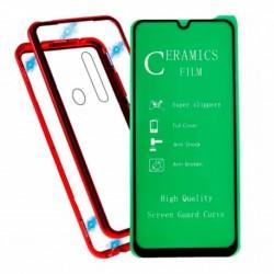Magnetic Case + Vidrio Templado 5d Huawei P30 Lite (Entrega Inmediata)