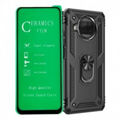 Funda Estuche Antichoque + Vidrio Protect Xiaomi Mi 10t Lite (Entrega Inmediata)