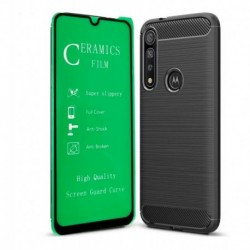 Funda Estuche Motorola G8 Plus + Vidrio Templado 5d (Entrega Inmediata)