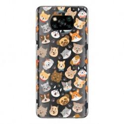 Funda Estuche Forro Carcasa Mascotas Sony Nokia (Entrega Inmediata)