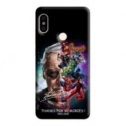 Estuche Forro Carcasa Avengers Xiaomi, Motorola, Asus (Entrega Inmediata)