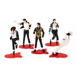 Michael Jackson Colección 5 Figuras En Bolsa (Entrega Inmediata)