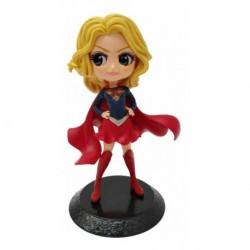 Dc Comics Supergirl Figura Q Posket En Bolsa (Entrega Inmediata)