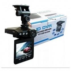 Camara Para Carro Dvr Hd Lcd 2.5 Vision Nocturna + Micro 32 (Entrega Inmediata)