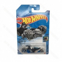 Carro Colección Hotwheels Street Beasts Tur-bone Charged (Entrega Inmediata)