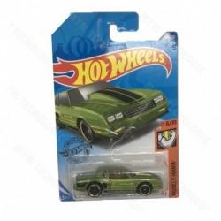 Carro Colección Hotwheels Muscle 86 Mania Monte Carlo Ss (Entrega Inmediata)