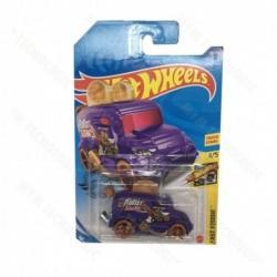 Carro Colección Hotwheels Fast Foodie Piezas Roller Toaster (Entrega Inmediata)