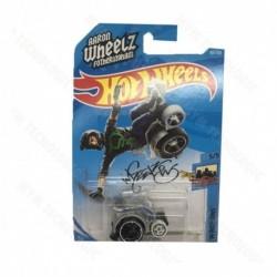 Carro Colección Hotwheels Hw Ride-ons Wheelie Chair (Entrega Inmediata)