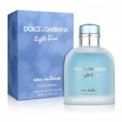 Perfume Original Light Blue Eau Intens (Entrega Inmediata)