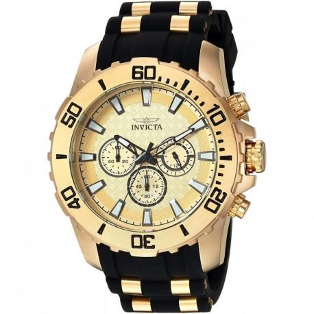 Reloj Invicta 22558 Hombre Pro Diver Stainless Steel Analog- (Importación USA)