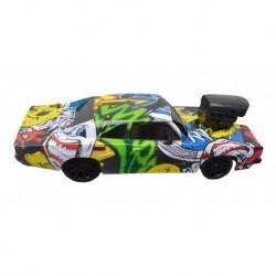 Carro Control Remoto Street Racing Baterias Recargable Niños (Entrega Inmediata)