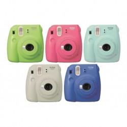 Cámara Fujifilm Instax Mini 9 (Entrega Inmediata)