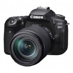 Camara Canon Eos 90d Lente 18-135mm Is Usm (Entrega Inmediata)
