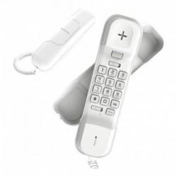 Telefono Fijo De Pared Mesa Alcatel T06 Diseño Slim Original (Entrega Inmediata)