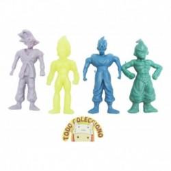 Lote X 4 Figuras Pokemon Tipo Yupi 7 (Entrega Inmediata)