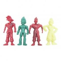 Lote X 4 Figuras Pokemon Tipo Yupi 9 (Entrega Inmediata)