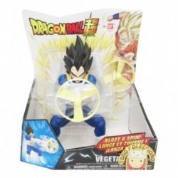 Figura Lanza Y Gira Super Saiyan Blue Goku Dragon Ball Super (Entrega Inmediata)