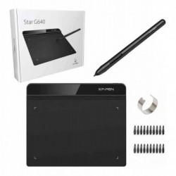 Tabla Digitalizadora Xp-pen Star G640 Tableta Con Lápiz 8k (Entrega Inmediata)