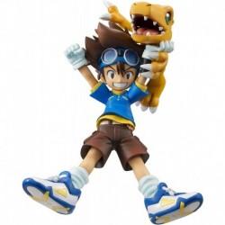 Digimon Figura Agumon / Tai (Entrega Inmediata)
