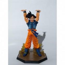 Dragon Ball Figura Goku Pose Genkidama (Entrega Inmediata)