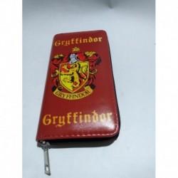 Harry Potter Billetera Cartera Gryffindor (Entrega Inmediata)