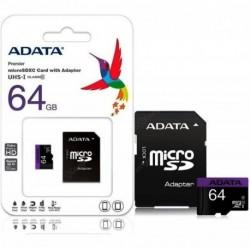 Memoria Micro Sd 64gb Adata (Entrega Inmediata)