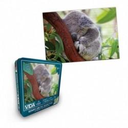 Rompecabezas X 1000 Piezas Colección Vida Koala (Entrega Inmediata)