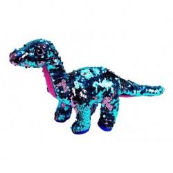 Ty Flippables Tremor Dinosaurio Azulros (Entrega Inmediata)