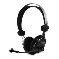 Audífonos Con Micrófono Multimedia Diadema Esenses (Entrega Inmediata)