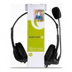 Audífonos Con Micrófono Diadema Esenses (Entrega Inmediata)