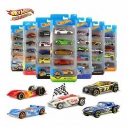 Hot Wheels Autos Básicos Paquete X 5 (Entrega Inmediata)