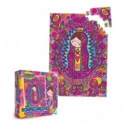 Rompecabezas X 500 Piezas Virgencita (Entrega Inmediata)
