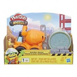 Play Doh Wheels Vehculos Miniatura Mezcladora (Entrega Inmediata)