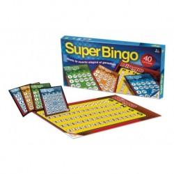 Bingo 40 Cartones Distributivo (Entrega Inmediata)