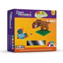 Mini Bloques T - Rex (Entrega Inmediata)