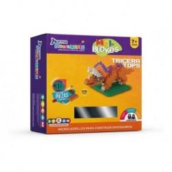 Mini Bloques Triceratops (Entrega Inmediata)