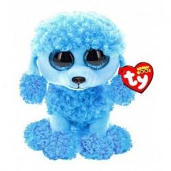 Ty Beanie Boos Mandy Perro Poodle Azul (Entrega Inmediata)