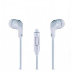 Audífonos Con Micrófono Topo Silicona (Entrega Inmediata)