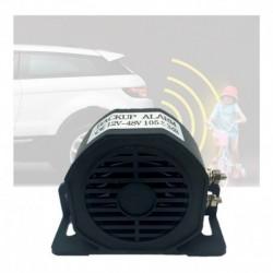 Pito Alarma Reversa Carro Camion 12-48v 3db (Entrega Inmediata)