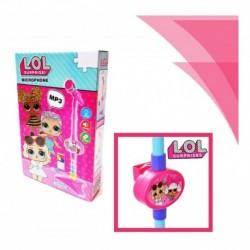 Micrófono Lol Princess Niña Luz Mp3 Mobile Conexión Infantil (Entrega Inmediata)